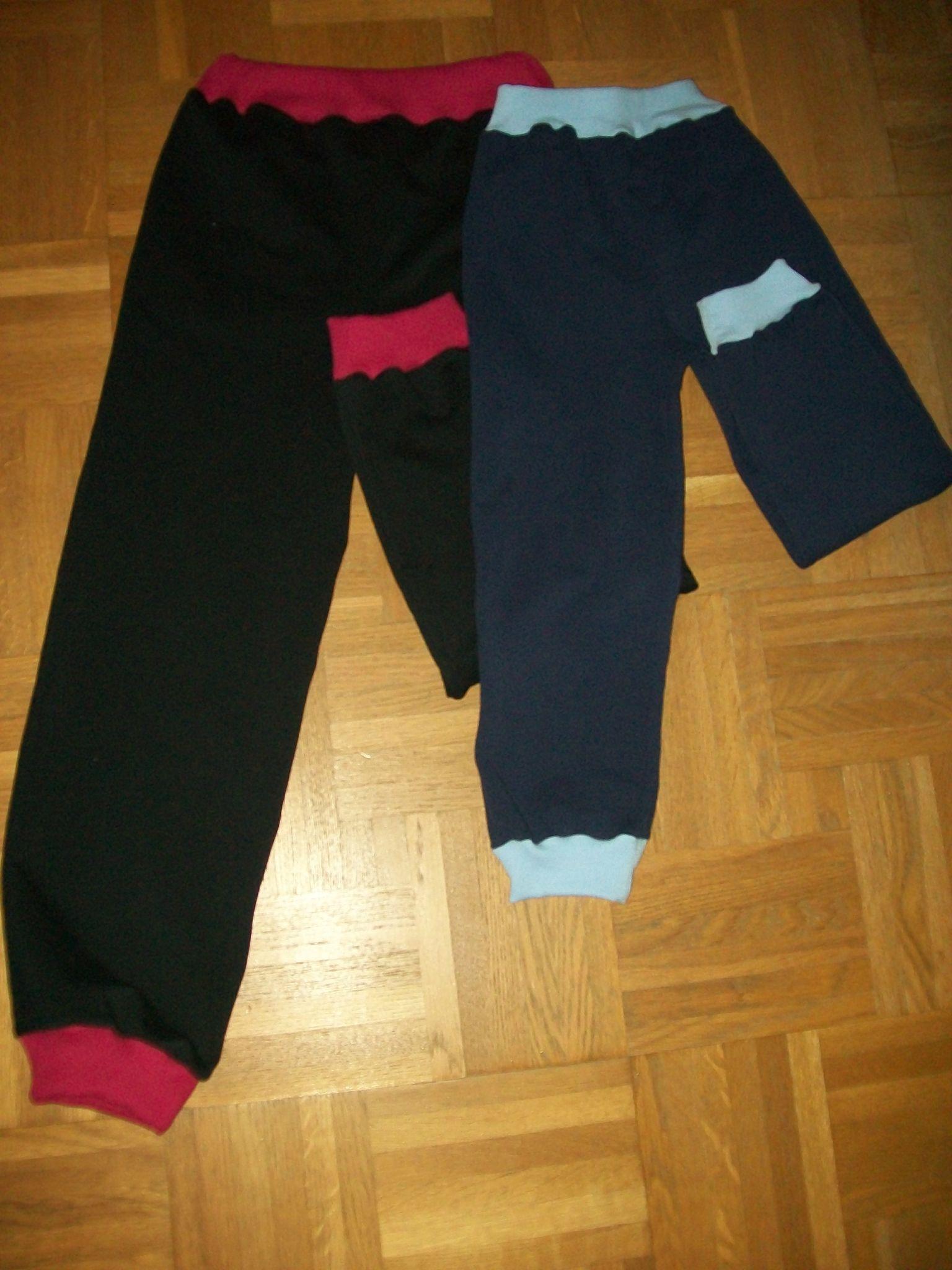 Devant pantalons