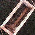 calcite double réfraction