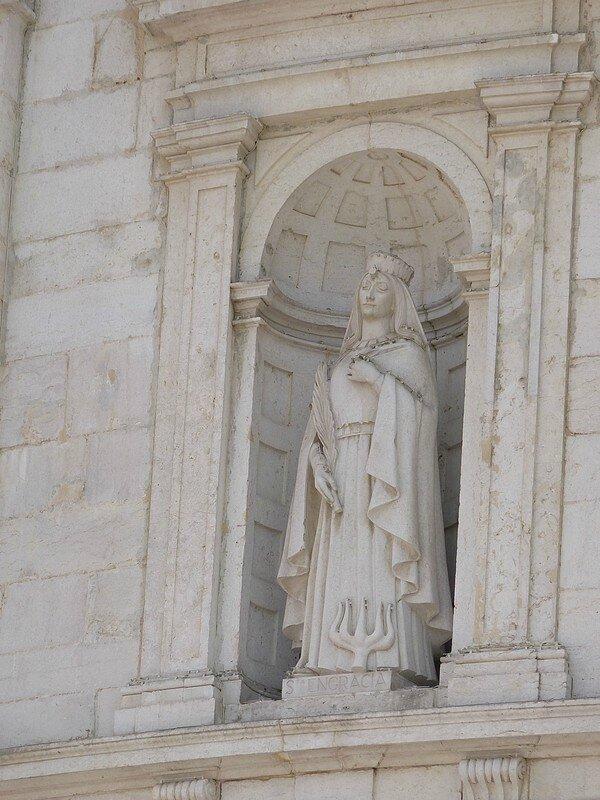 Facade du Pantheon N L