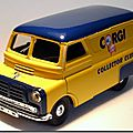 Bedford Van 1-43 Corgi Collector Club 1990 B