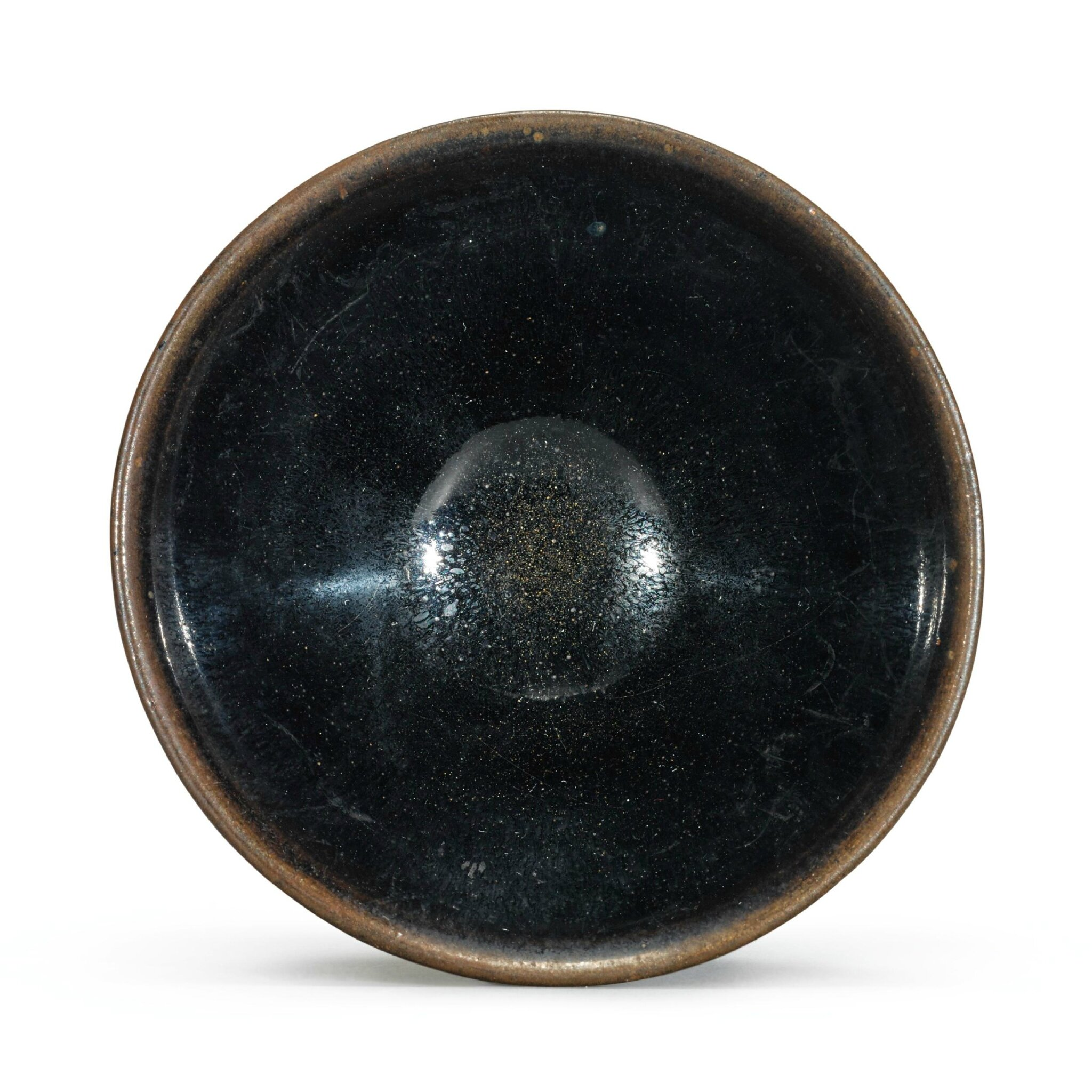 A 'Jian' black-glazed bowl, Song Dynasty (960-1279)