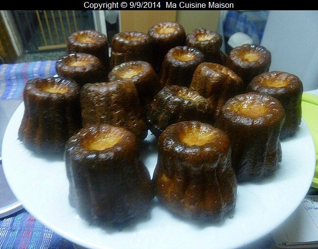 CANELES BORDELAIS VIDEO 005