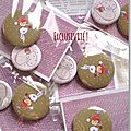 Collection de badges Marimerveille 1