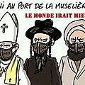 islam religion laicite humour