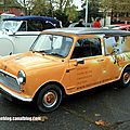 Austin Mini clubman estate (Retrorencard novembre 2013) 01