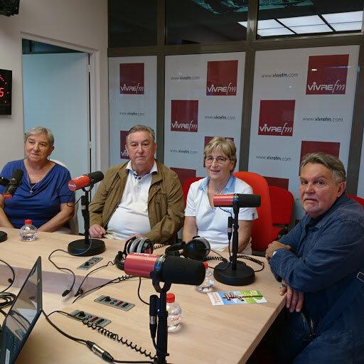 Présentation de notre association sur Vivre FM