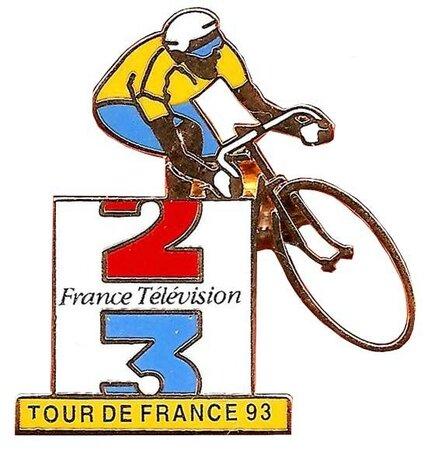 Pin's Tour de France 1993