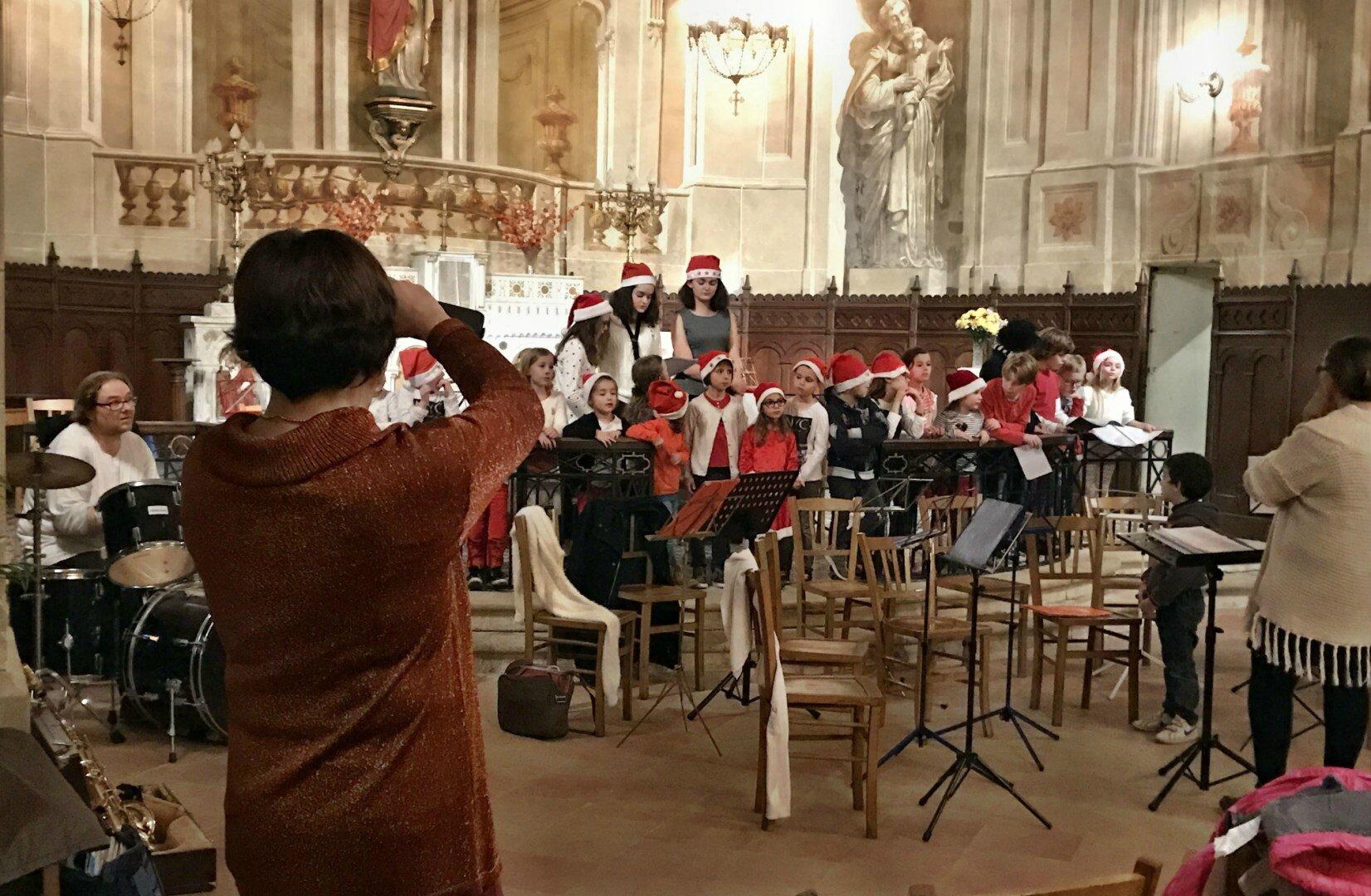 Concert Sainte Cécile 17 décembre 2016 CAROLE - R (5)