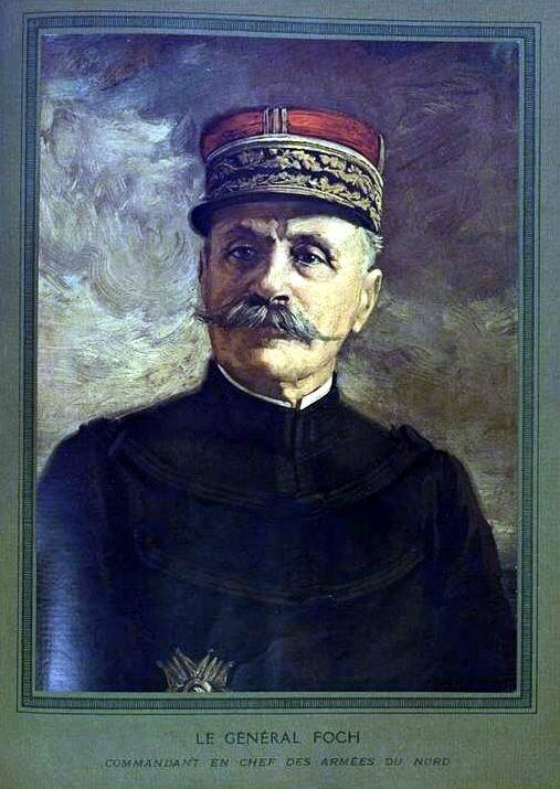 Portrait Foch1