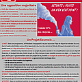 Grève et manifestations jeudi 06 février