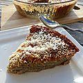 Gâteau léger à la banane (sans matières grasses et sans gluten)