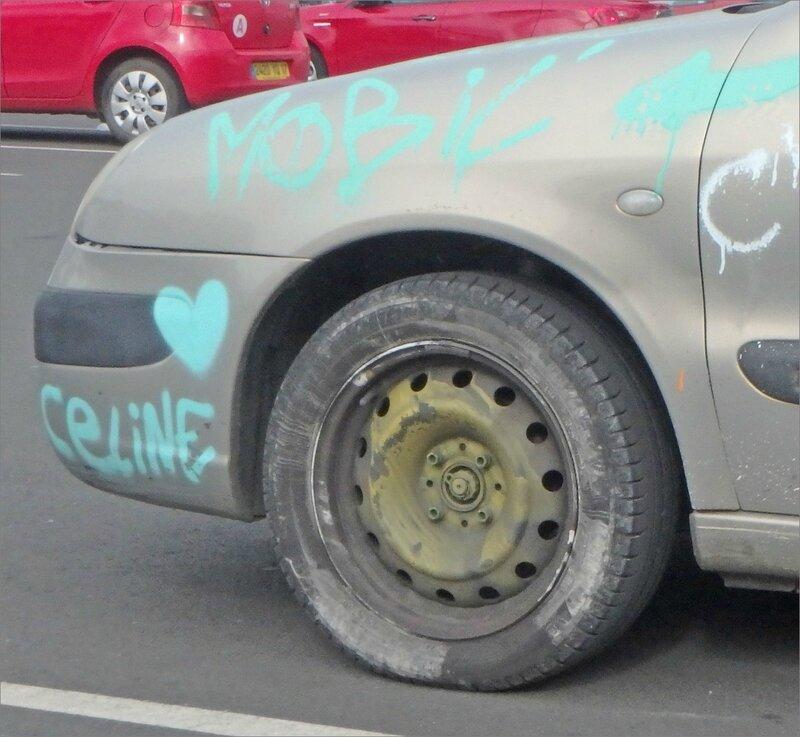 graffa auto Céline 102017