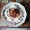 Bouchees de poulet sauce tamari, sans gluten, sans lait