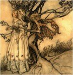 rackham_the_old_woman_in_the_wood
