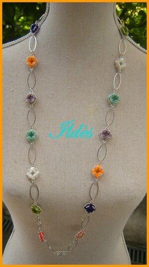 collier piccolino multicolore 3
