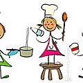 Les ateliers : Photo des recettes