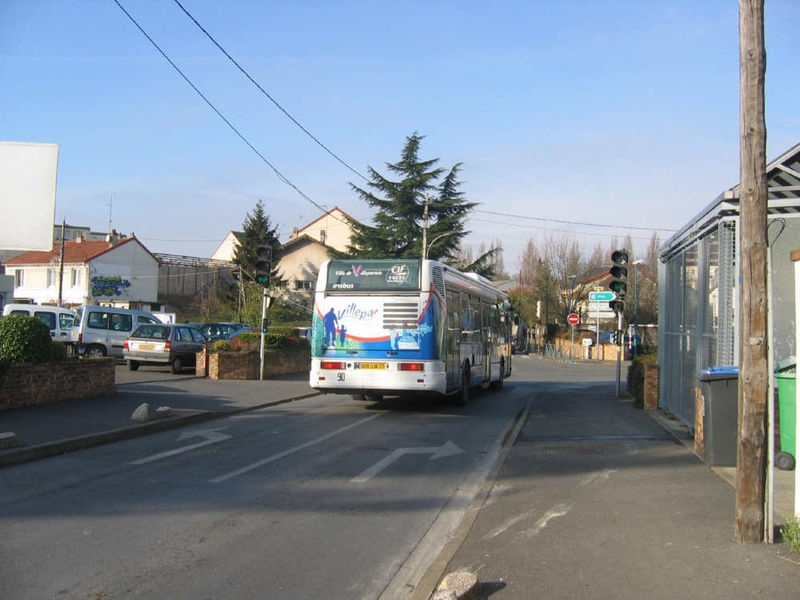bus Villepa