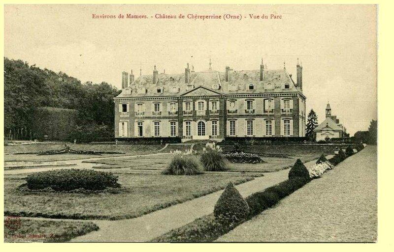Chateau de chère pérrine