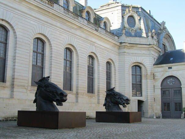 Journée des plantes à Chantilly (Oise) - Le Musée Vivant du Cheval