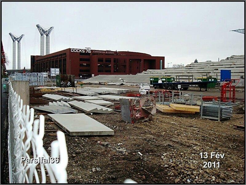 Palais des Sports - Rouen - 13 Fév 2011 - 4