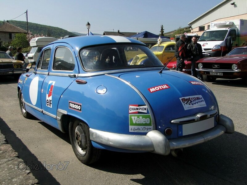 panhard dyna z berline version rallye 1954 1956 b