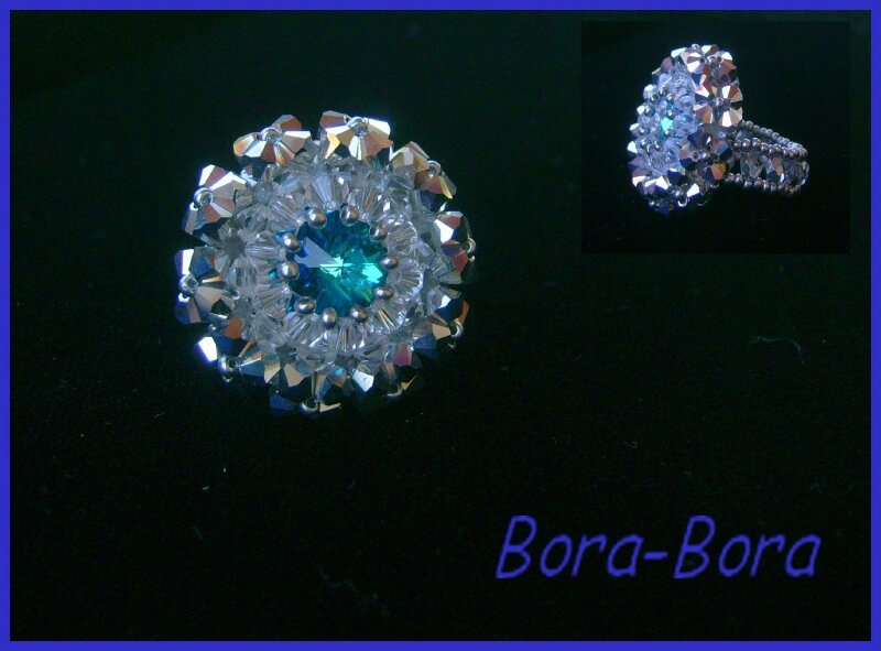 Bague Bora-Bora