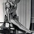 1948 - pin-up marilyn - série country girl par earl moran