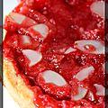 P'tites tartelettes aux pralines roses