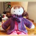 Ma poupée a enfin un vrai shrug !