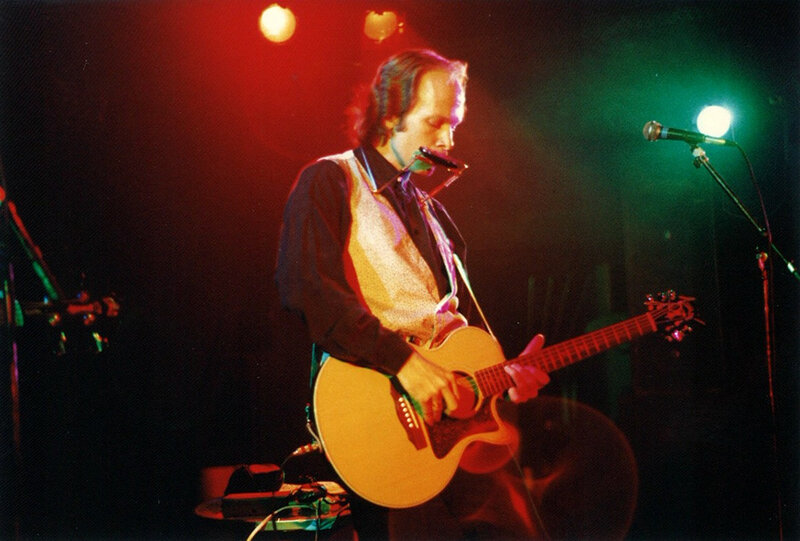 1988 06 Elliott Murphy Rex Club 05