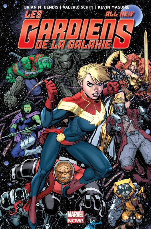 marvel now all new gardiens de la galaxie 03 civil war II