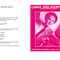 L'âme des poètes - charles trenet (partitions - sheet music)