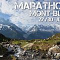 Marathon du mont blanc 27/30 juin 2019