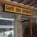 Café des sports à monségur