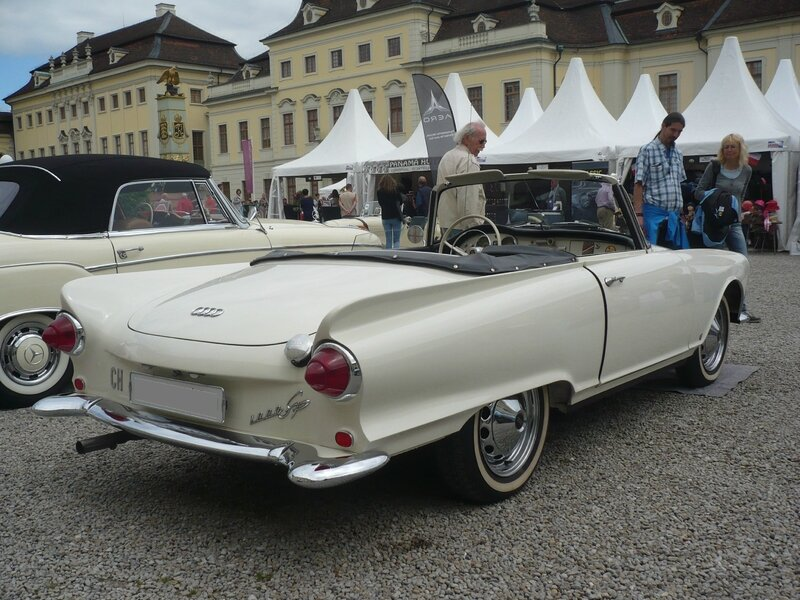 AUTO UNION 1000 Sp roadster 1961 Ludwigsburg (2)