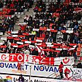 [photos tribunes] nancy - nice, saison 2012/13