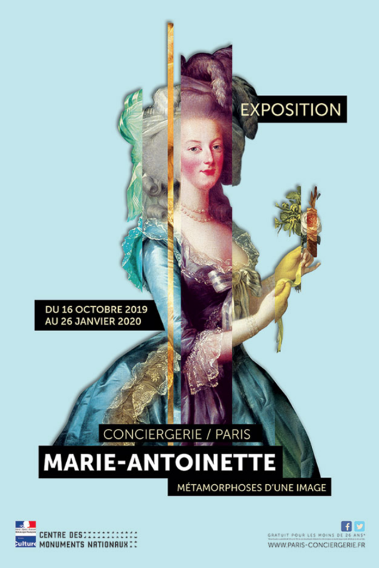 Exposition Marie-Antoinette