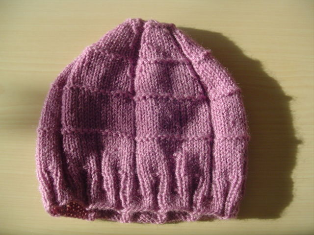 bonnet Shard Hat / Eviva de Trio Wolle