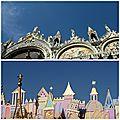 Disneyland vs venise