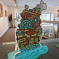 Exposition galerie hamon - mars 2013