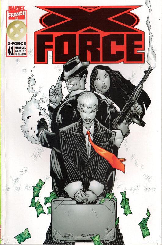 x-force 41