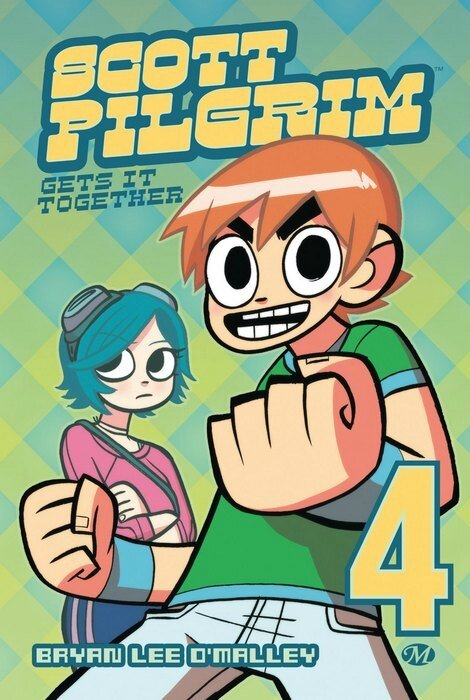 milady scott pilgrim 04 gets it together