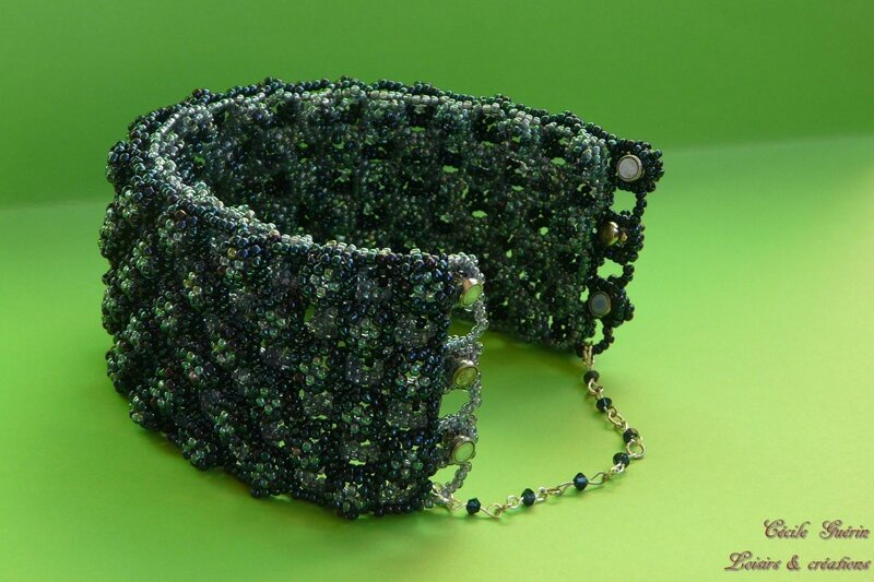 Ootheca cuff 1 - blog