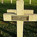 Bouquet alphonse (sassierges saint germain) + 05/05/1916 esnes en argonne (55)