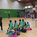 17-10-21 U11F contre Limagne Basket