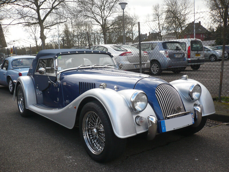 MORGAN Roadster 2009 Strasbourg (1)
