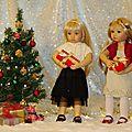 Les kidz fêtent noël