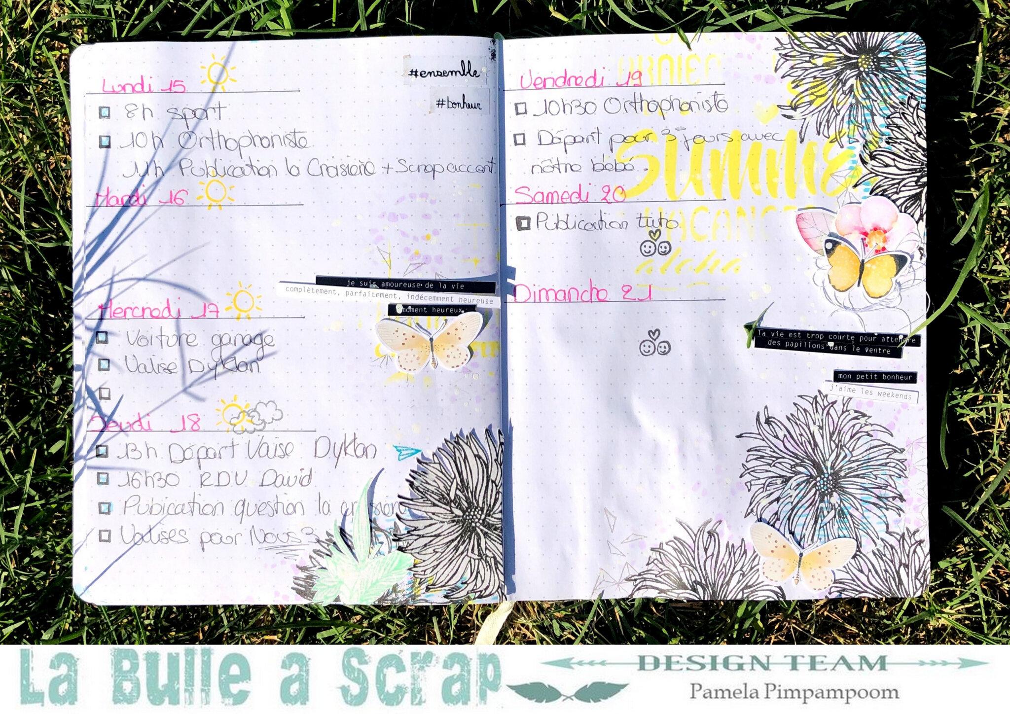 La Journal Journal Chaise Bullet Longue Longue Bullet Chaise Bullet Journal La CexdrBo