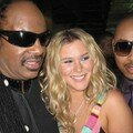 Stevie Wonder, Joss Stone et Danny P.