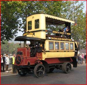 Histoire Des Anciens Autobus Parisiens Le Pieton De Paris
